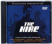 THE HIRE (SHORT FILM) - USA BMW PROMO DVD